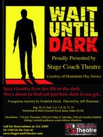 Wait Until Dark- A Mystery