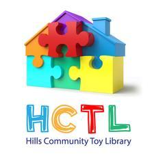 Hills Community Toy Library logo