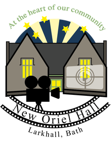 New Oriel Hall Film Club logo