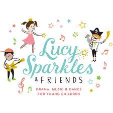 Lucy Sparkles & Friends logo