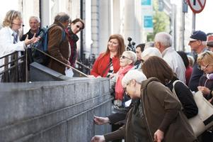 Dublin Rocks! Historic streets, stones and stories
