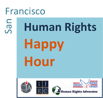 Human Rights Happy Hour - July