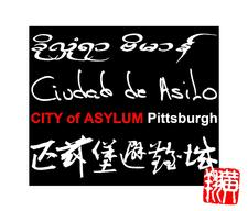 City of Asylum/PIttsburgh logo