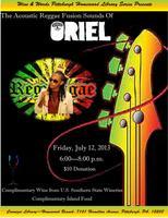 Wine & Words Reggae Edition feat. Oriel