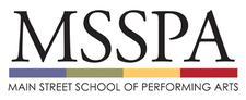 MSSPA - Main Street School of Performing Arts logo