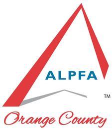 ALPFA ORANGE COUNTY CHAPTER logo