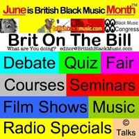 British Black Music Month Events One-Glance Page