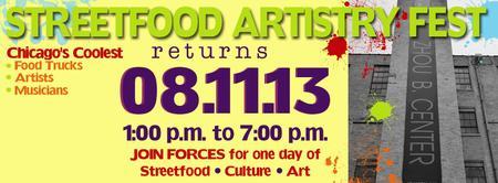 StreetFood Artistry Fest 2013