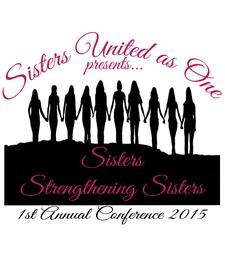 Sisters United As One  logo