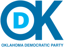 Oklahoma Democratic Party logo