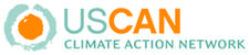 US Climate Action Network (USCAN) logo