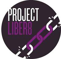 Project Liber8 logo