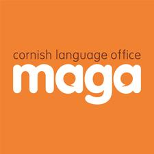 The Cornish Language Office logo