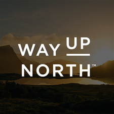Way Up North logo