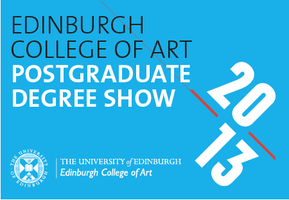 ECA Postgraduate Degree Show