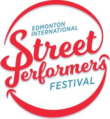 Edmonton International Street Performers Festival logo