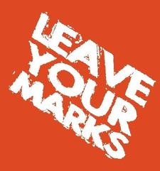 Leave Your Marks logo