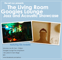 Jazz and Acoustic Showcase at Googies Lounge (The...