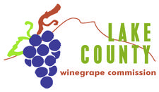 Lake County Winegrape Commission logo