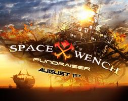 Space Wench Fundraiser Event