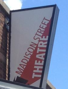 Madison Street Theatre logo