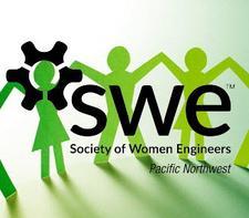 SWE PNW Outreach & Volunteering logo