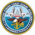 USCG Auxiliary Flotilla 3-2  logo