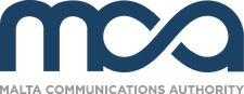Malta Communications Authority logo
