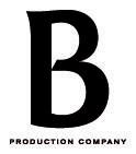 B Production Company logo
