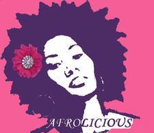 Afrolicious Hair Affair logo