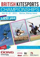 BKSA Barrow - Freestyle Kitesurf & Landjam- 2013