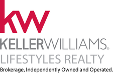 Keller Williams Lifestyles Realty, Brokerage logo