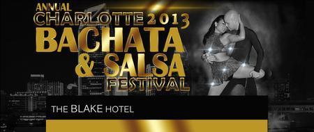 2nd ANNUAL CHARLOTTE BACHATA & SALSA FESTIVAL