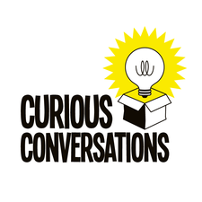 Curious Conversations logo