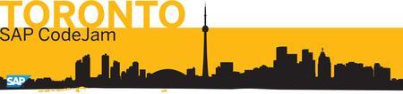 SAP CodeJam Toronto