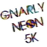 Gnarly Neon 5k logo