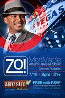Zo! ManMade Album Release Show @ Artifice Downtown Las...
