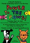 Power to the Paws! A benefit hosted by Friends of BACS