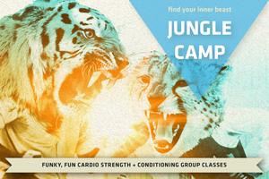 Jungle Camp - Group Fitness (Sunday Session)