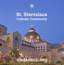 St. Stanislaus Catholic Community logo