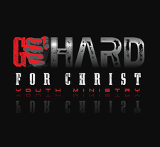 Go Hard for Christ Youth Ministry logo