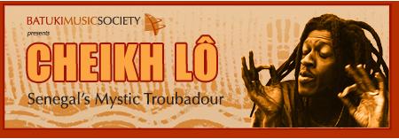 Cheikh Lô :: Senegal's Mystic Troubadour