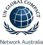 Global Compact Network Australia logo