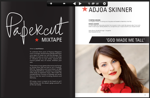 Vaudeville Singer-Songwriter Adjoa - at the Depot in...