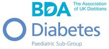 BDA Diabetes Paediatric sub-group logo