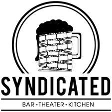 Syndicated Bar • Theater • Kitchen logo