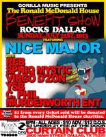 The Ronald McDonald House Benefit Show w/ Nice Major...