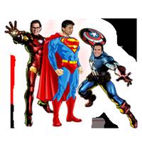 The SuperHero Entrepreneur Tour Super-Charged Business...
