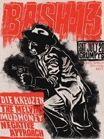 BASH 13: Die Kreuzen, Mudhoney, Melvins, Negative...