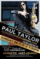 Paul Taylor Live at Acoustix